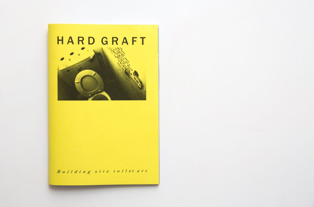 Hard Graft zine