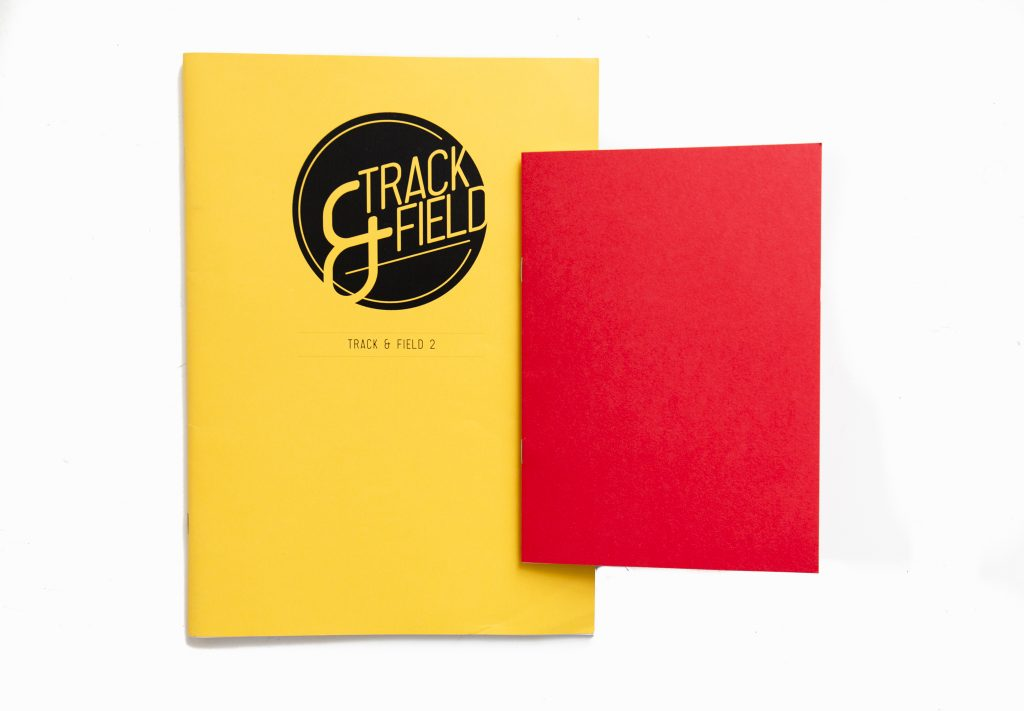 Track and Field / PE zine