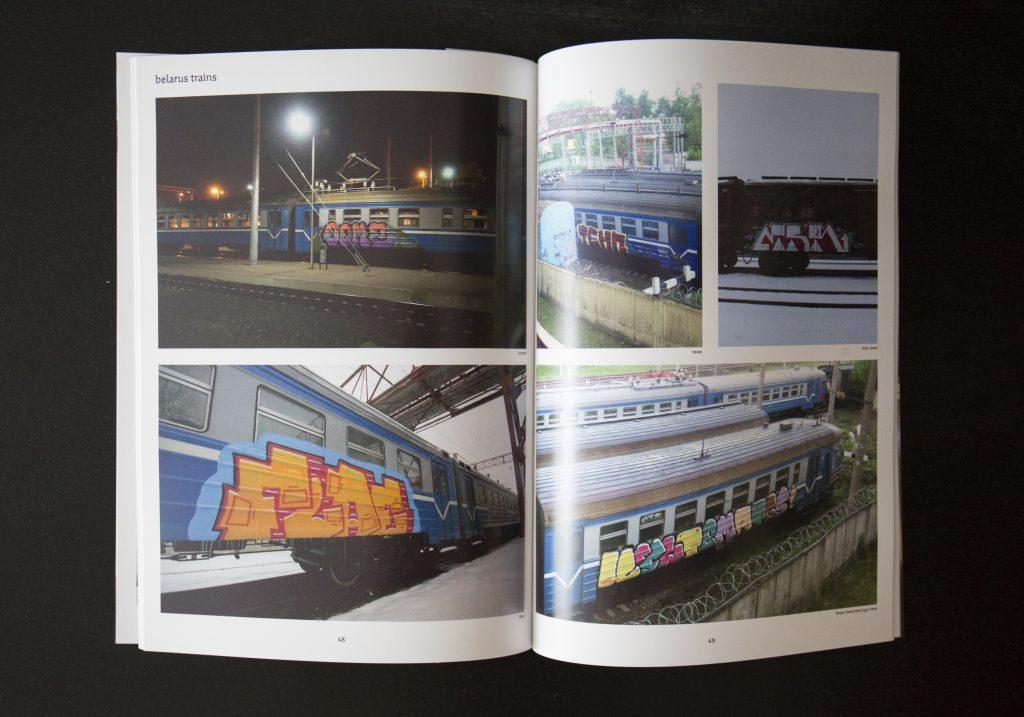 Belarus trains